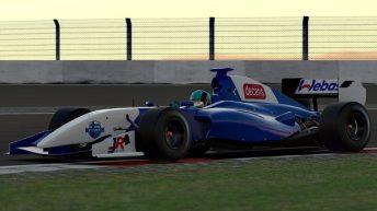 Sim racing eSM 2019 -sarjalle moottoriurheilun SM-arvo