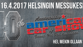Pääsiäisen American Car Show -juhlanäyttely