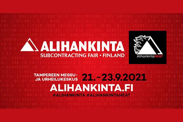 Alihankinta 2021 käynnistyy Tampereella