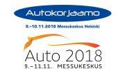 Autoilun megatapahtuma; Auto & Autokorjaamo 2018 alkaa perjantaina Messukeskuksessa!