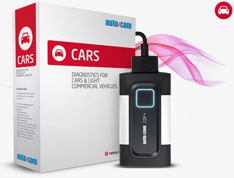 Autocom on kokonaisvaltainen ratkaisu ajoneuvon diagnosointiin