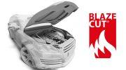 Blazecut-järjestelmä on helppo tapa suojata ajoneuvoa