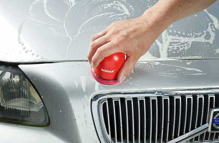 Savestus tekee maalipinnasta todella puhtaan ja sileän