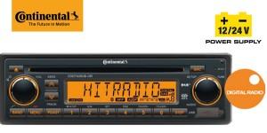 Uutuusradiot työkoneisiin ja hyötyajoneuvoihin