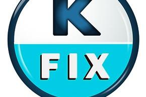 K-FIX valikoima uudistuu ja laajenee