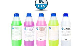 K-FIX -tuoteperheeseen odotettuja uutuuksia