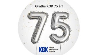 KGK-konserni juhlii 75-vuotista taivaltaan
