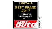 Sport Auto -lehti: LIQUI MOLY on paras öljymerkki!