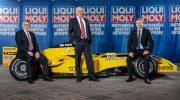 LIQUI MOLY astuu mukaan Formula 1 -maailmaan!