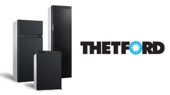 Uuden sukupolven Thetford-jääkaapit nyt saatavilla