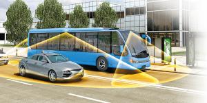 Kamerajärjestelmällä voidaan ehkäistä onnettomuuksia ja lisätä liikenneturvallisuutta merkittävästi