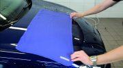 Uusi SONAX XTREME Super Dry Towel kuivausliina