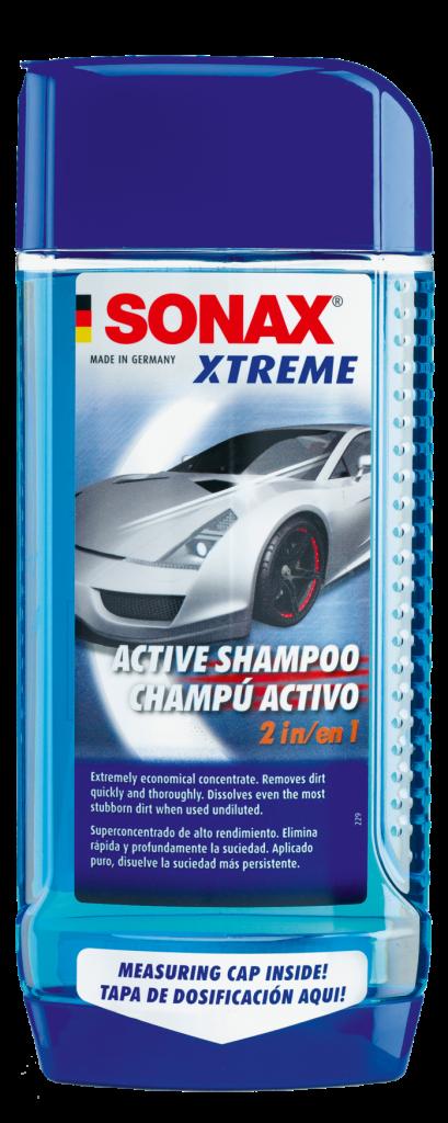 SONAX XTREME Tehoshampoo 2in1