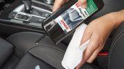 Uusi SONAX Nahanhoitoaine puhdistaa ja hoitaa