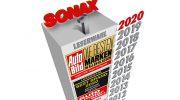 SONAX dominoi jälleen autolehtien Best Brand -äänestyksiä