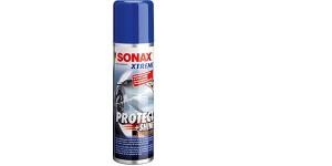 Sonax Xtreme Protect+Shine Testivoittaja Auto Bild:in ja GTÜ:n pinnoitetestissä