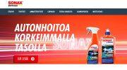 Uudistunut Sonax.fi -sivusto on nyt auki
