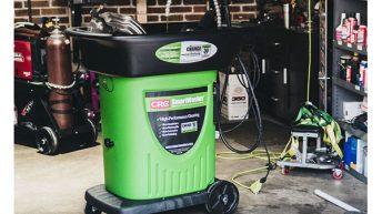 CRC SmartWasher puhdistaa tehokkaasti ja turvallisesti