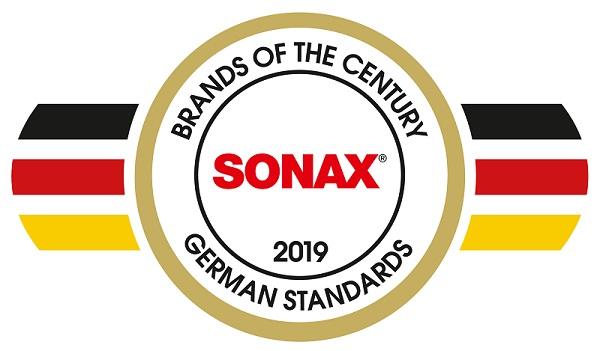 SONAXille jälleen Brand of the Century -titteli