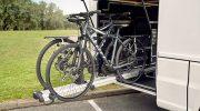 Thule VeloSlide helpottaa polkupyörien kuljetusta