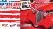 American Car Show tulee taas Helsinkiin!