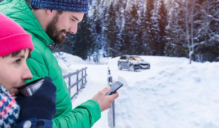 Monipuolisin lämmitinohjaus Webasto ThermoConnect: Nyt ensimmäinen vuosi ilmaiseksi!