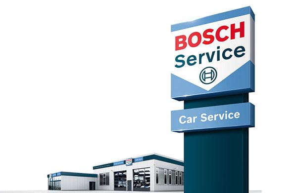 Kaha on nyt virallinen Bosch Car Service -toimittaja
