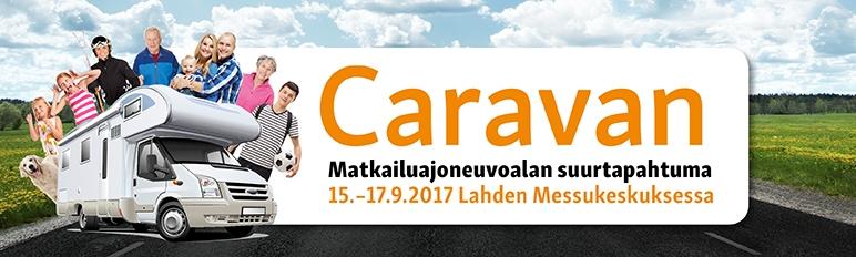Caravan ja Kaha lisävarusteet