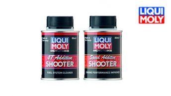 LIQUI MOLY Shooter -lisäaineet