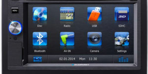 Blaupunkt radio- ja multimedialaiteuutuuksia