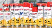SONAX Professional tuoteperhe uudistuu