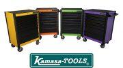 Uutta Kamasa Toolsilta! The colorful six -työkaluvaunut